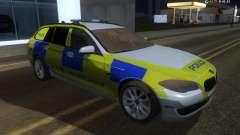Jersey Polícia BMW 530d Touring
