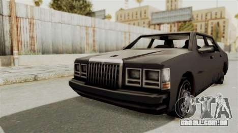 Beta VC Washington para GTA San Andreas