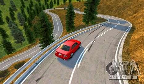 Kagarasan Pista para GTA 4 segundo screenshot