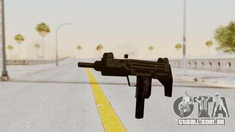 Liberty City Stories Uzi para GTA San Andreas segunda tela