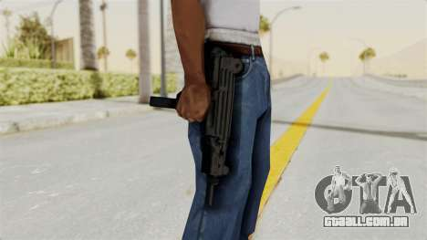 Liberty City Stories Uzi para GTA San Andreas