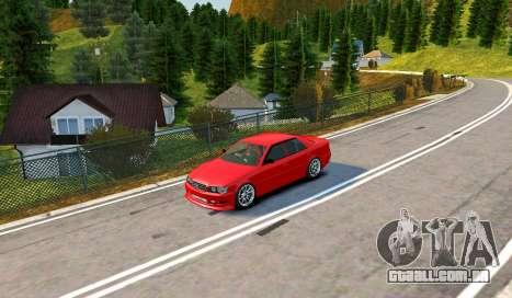 Kagarasan Pista para GTA 4 terceira tela