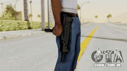 Liberty City Stories Uzi para GTA San Andreas