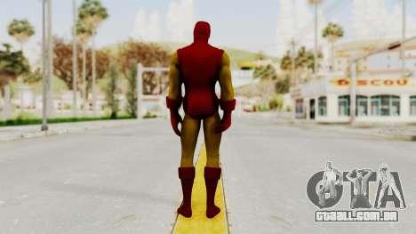 Marvel Heroes - Iron Man Classic para GTA San Andreas terceira tela