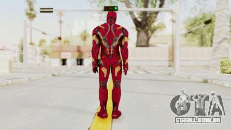 Iron Man Mark 46 para GTA San Andreas terceira tela