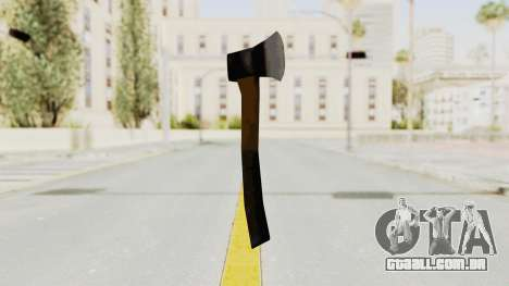 Liberty City Stories Handaxe para GTA San Andreas segunda tela