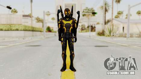 Marvel Future Fight - Yellowjacket para GTA San Andreas segunda tela