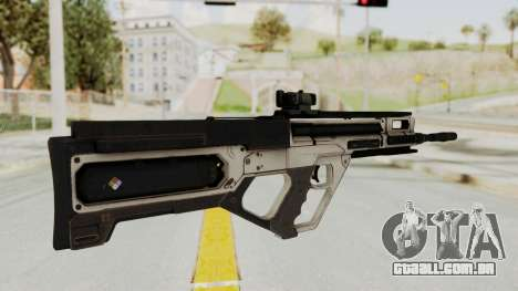 Integrated Munitions Rifle para GTA San Andreas segunda tela