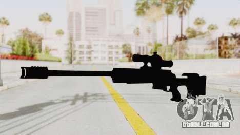 JNG90 para GTA San Andreas segunda tela