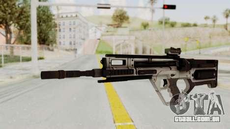 Integrated Munitions Rifle para GTA San Andreas
