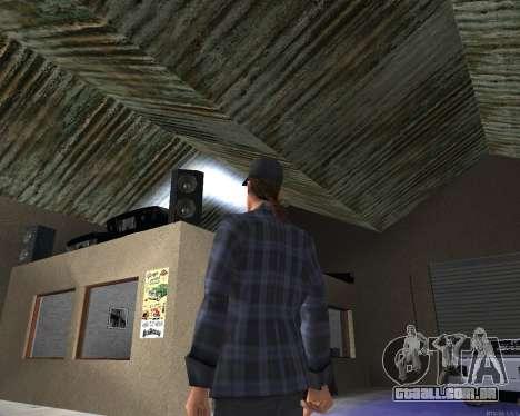 O interior de STO San Fierro v2.0 para GTA San Andreas segunda tela