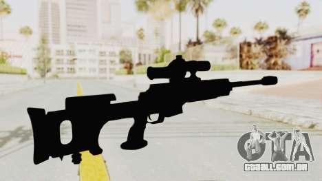 JNG90 para GTA San Andreas terceira tela