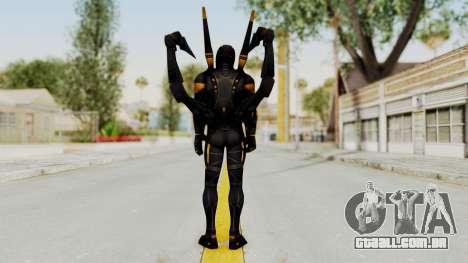 Marvel Future Fight - Yellowjacket para GTA San Andreas terceira tela