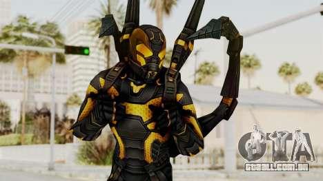 Marvel Future Fight - Yellowjacket para GTA San Andreas