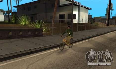 Atualizado tráfego para GTA San Andreas quinto tela