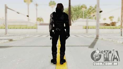 Captain America Civil War - Winter Soldier para GTA San Andreas terceira tela