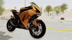 Honda CBR1000RR High Modif