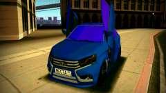 Lada Vesta Lambo para GTA San Andreas