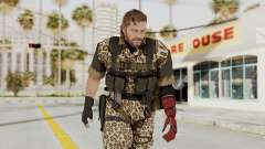 MGSV The Phantom Pain Venom Snake No Eyepatch v8