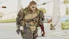MGSV Phantom Pain Venom Snake Battle Dress para GTA San Andreas