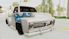 GTA 5 Slamvan Stock PJ1