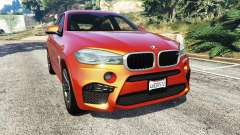 BMW X6 M (F16) v1.6