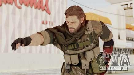 MGSV The Phantom Pain Venom Snake Sc No Patch v9 para GTA San Andreas
