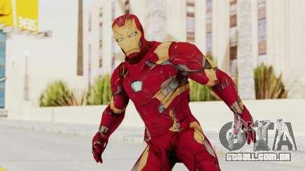 Iron Man Mark 46 para GTA San Andreas
