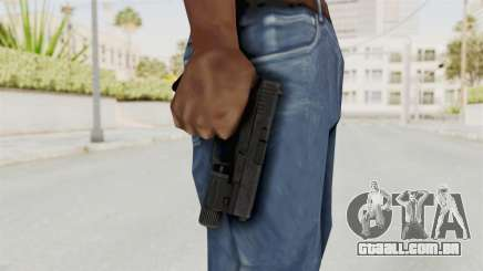 Glock 19 Gen4 Flashlight para GTA San Andreas