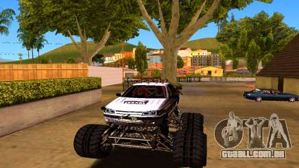 Peugeot Persia Full Sport Monster para GTA San Andreas