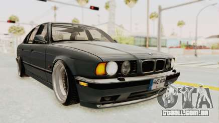 BMW M5 E34 USA para GTA San Andreas