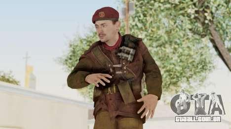 Captain America Super Soldier - Falsworth para GTA San Andreas