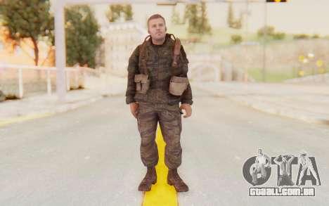 COD BO Mason Vietnam para GTA San Andreas segunda tela