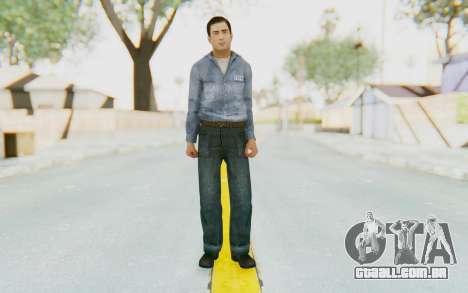 Mafia 2 - Vito Scaletta Prison Short Hair para GTA San Andreas segunda tela