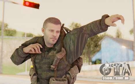 COD BO Mason Vietnam para GTA San Andreas