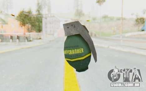 APB Reloaded - Grenade para GTA San Andreas segunda tela