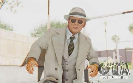 Mafia 2 - Jimmy Vendetta White Suit para GTA San Andreas
