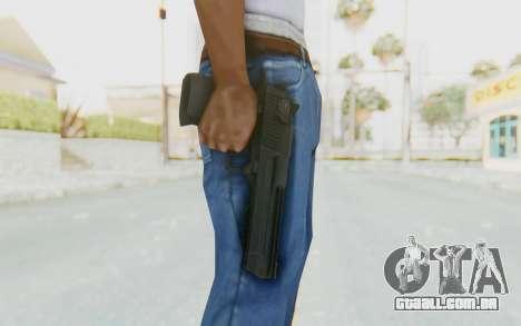 Assault Desert Eagle para GTA San Andreas terceira tela