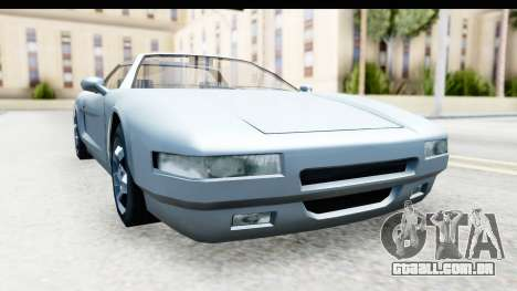 New Infernus para GTA San Andreas