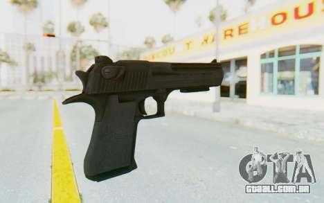 Assault Desert Eagle para GTA San Andreas segunda tela