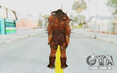 Hades v1 para GTA San Andreas terceira tela
