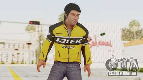 Dead Rising 3 Nick Ramos on Chucks Outfit para GTA San Andreas