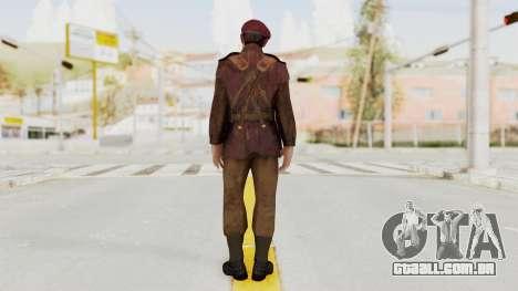 Captain America Super Soldier - Falsworth para GTA San Andreas terceira tela