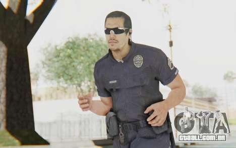 CoD BO2 LAPD v2 para GTA San Andreas