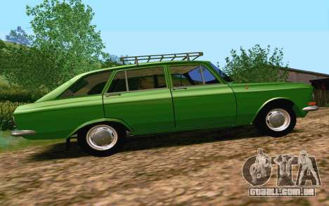 IZH-412 Combi para GTA San Andreas