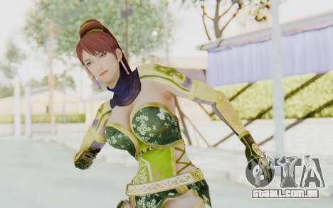 Dynasty Warriors 7 - Lian Shi v2 para GTA San Andreas