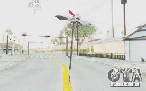 Levia Weapon para GTA San Andreas segunda tela
