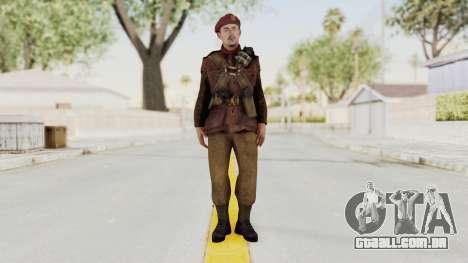 Captain America Super Soldier - Falsworth para GTA San Andreas segunda tela