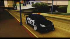 Subaru Impreza WRX STi Police Drift