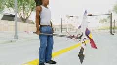 Levia Weapon para GTA San Andreas